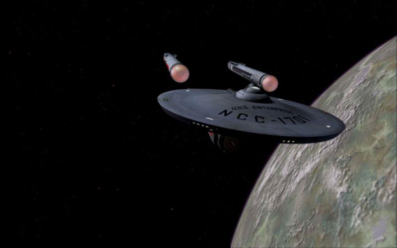 STAR TREK sci-fi action adventure television spaceship planet space stars h wallpaper