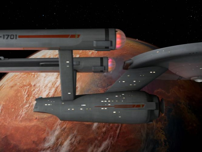 STAR TREK sci-fi action adventure television spaceship planet space stars g wallpaper