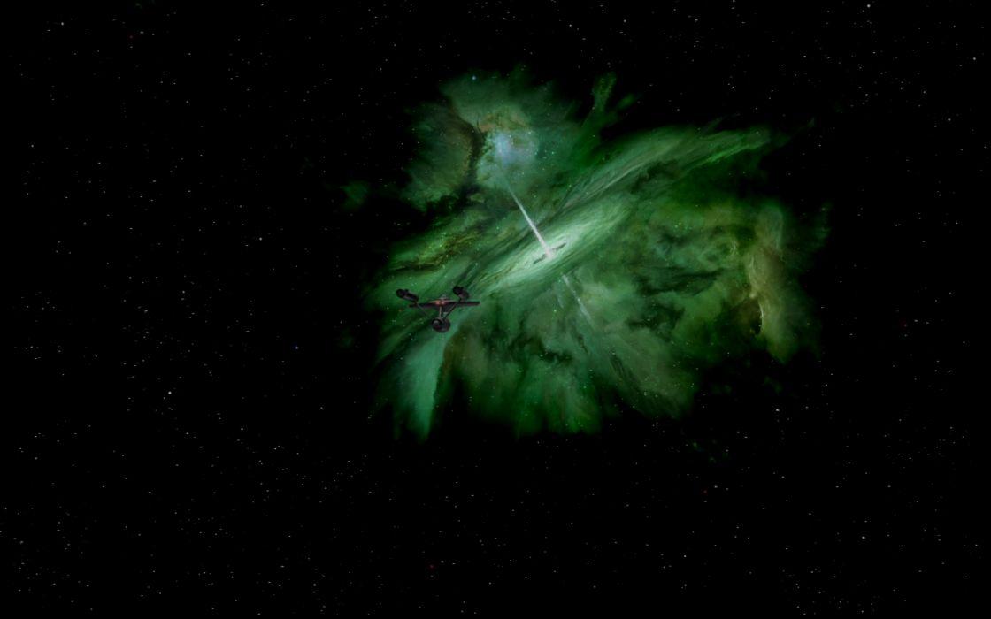 STAR TREK sci-fi action adventure television spaceship planet space stars nebula g wallpaper