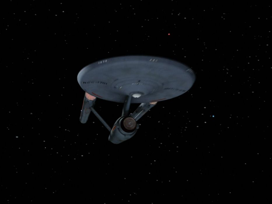 STAR TREK sci-fi action adventure television spaceship space stars   h wallpaper