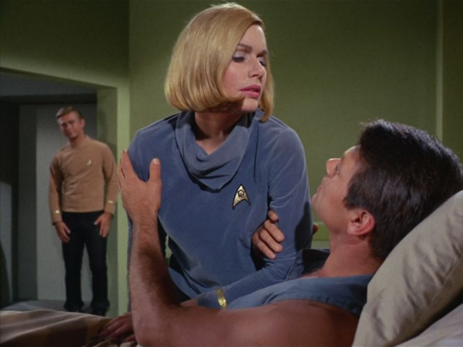 STAR TREK sci-fi action adventure television Where-No-Man-Has-Gone-Before (14) wallpaper