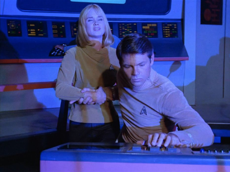 STAR TREK sci-fi action adventure television Where-No-Man-Has-Gone-Before (18) wallpaper