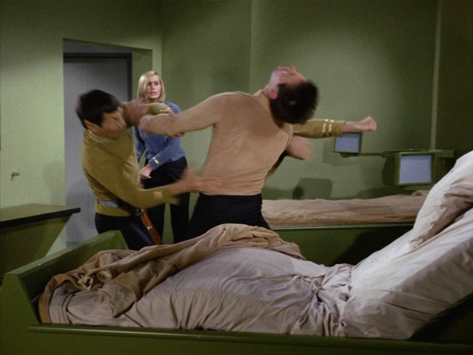 STAR TREK sci-fi action adventure television Where-No-Man-Has-Gone-Before (22) wallpaper
