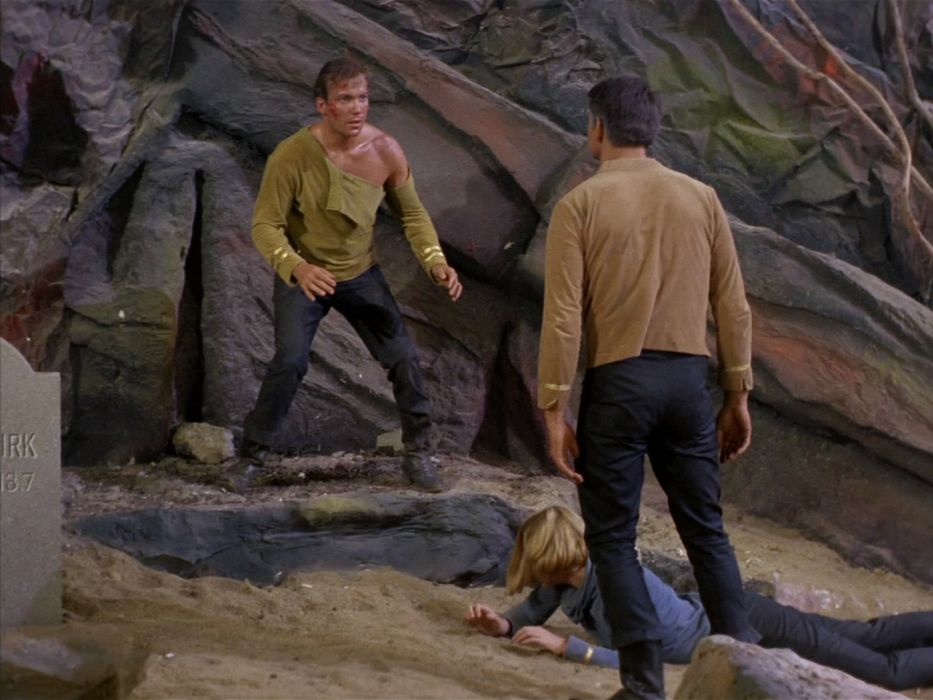 STAR TREK sci-fi action adventure television Where-No-Man-Has-Gone-Before (30) wallpaper