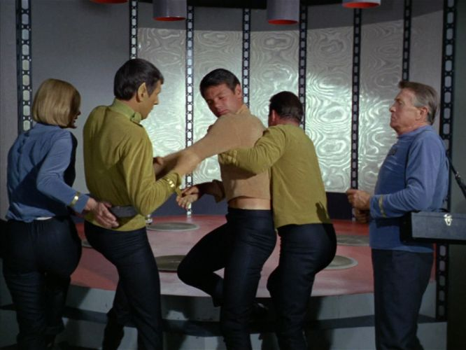STAR TREK sci-fi action adventure television Where-No-Man-Has-Gone-Before (35) wallpaper