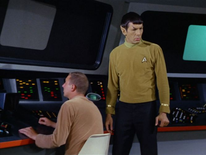STAR TREK sci-fi action adventure television Where-No-Man-Has-Gone-Before (37) wallpaper