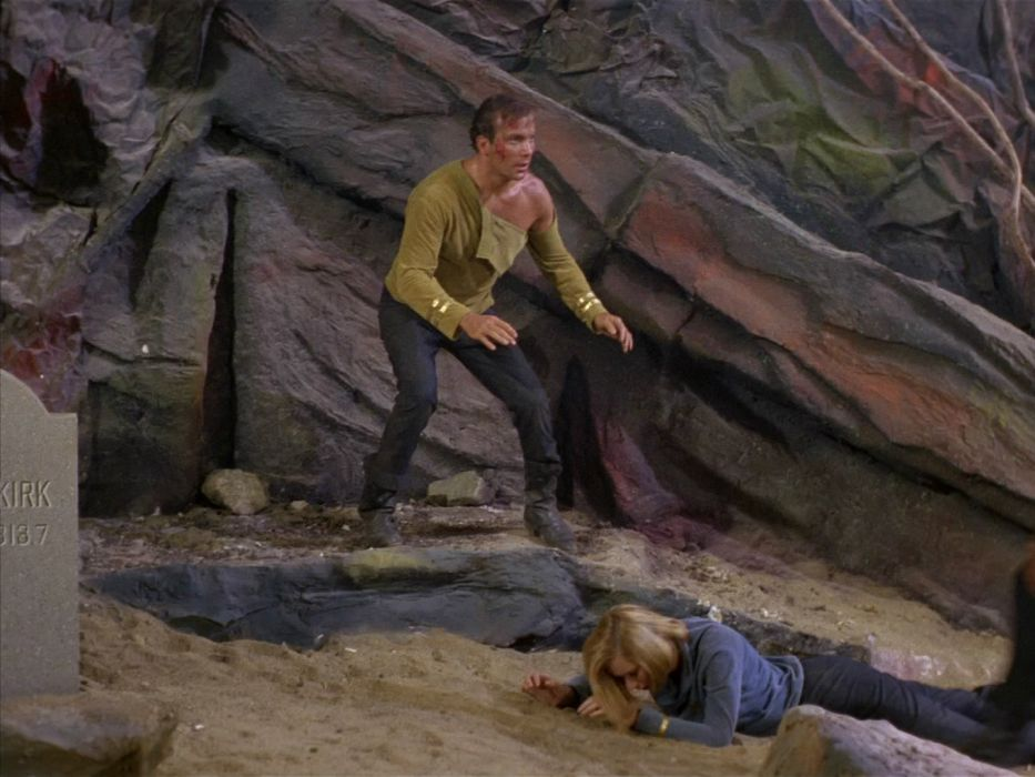 STAR TREK sci-fi action adventure television Where-No-Man-Has-Gone-Before (43) wallpaper