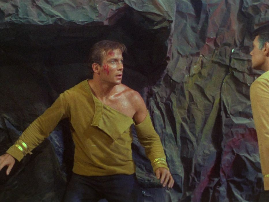 STAR TREK sci-fi action adventure television Where-No-Man-Has-Gone-Before (53) wallpaper