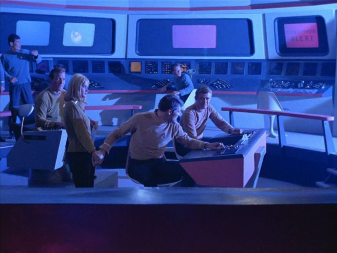 STAR TREK sci-fi action adventure television Where-No-Man-Has-Gone-Before (76) wallpaper