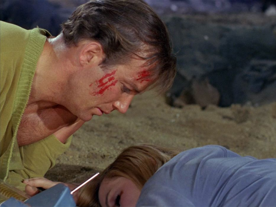 STAR TREK sci-fi action adventure television Where-No-Man-Has-Gone-Before (100) wallpaper