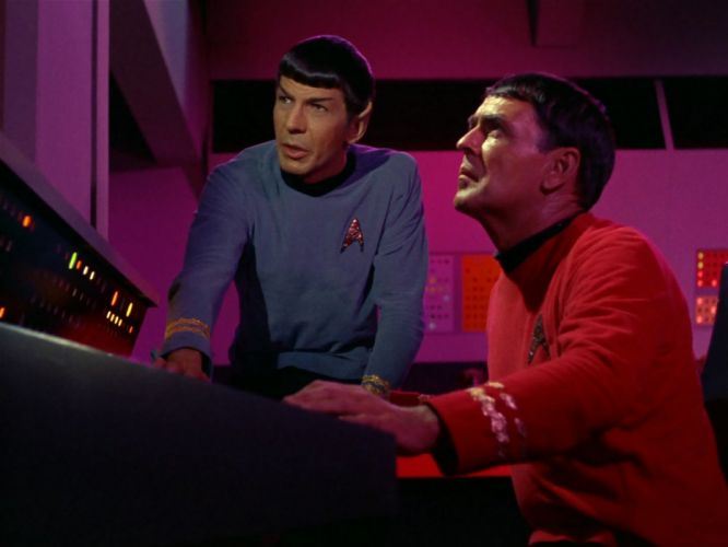 STAR TREK sci-fi action adventure television the-naked-truth (301) wallpaper