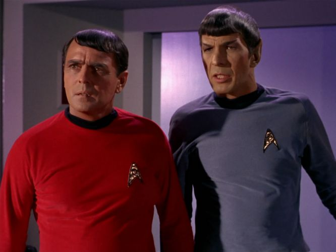 STAR TREK sci-fi action adventure television the-naked-truth (288) wallpaper
