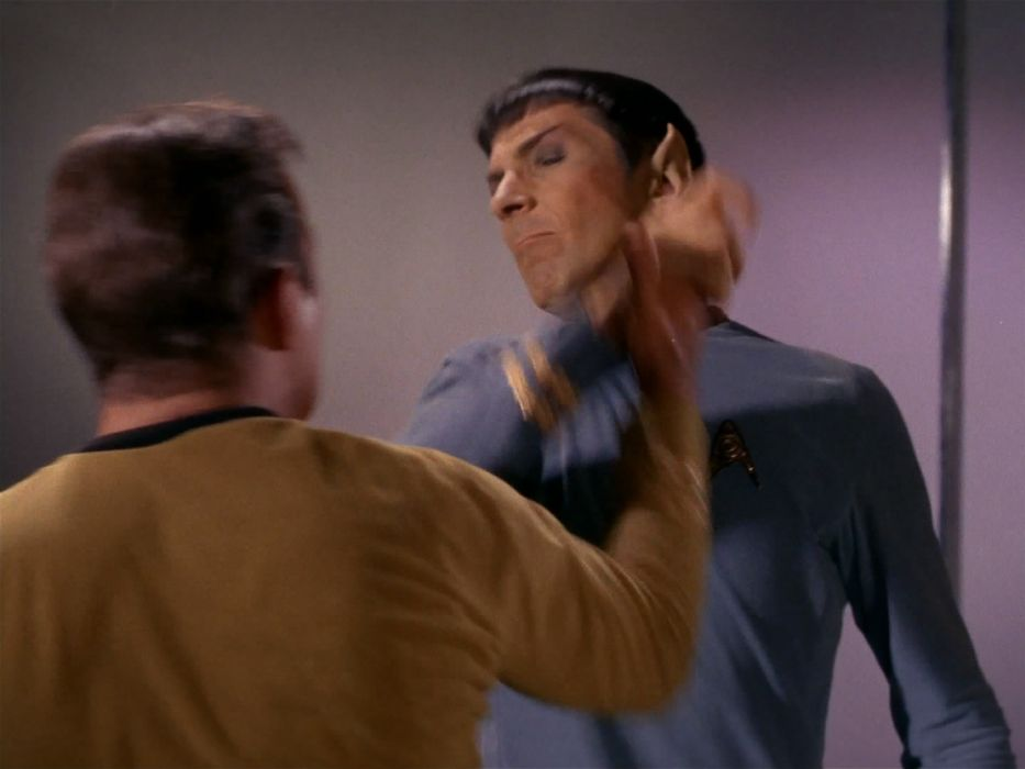 STAR TREK sci-fi action adventure television the-naked-truth (284) wallpaper