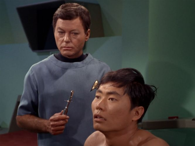 STAR TREK sci-fi action adventure television the-naked-truth (276) wallpaper