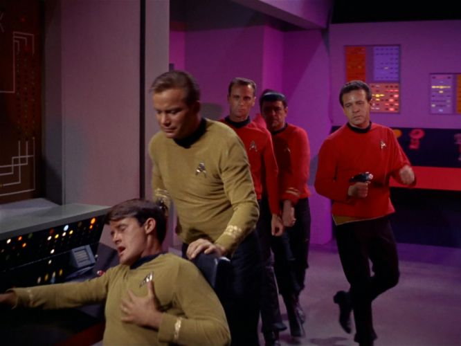 STAR TREK sci-fi action adventure television the-naked-truth (263) wallpaper