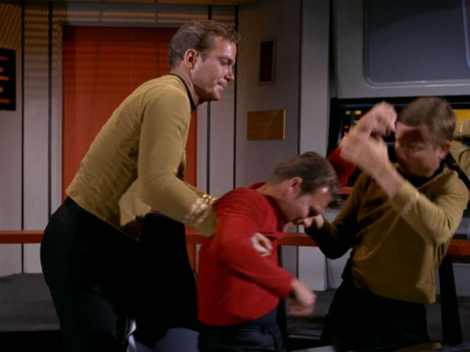 STAR TREK sci-fi action adventure television the-naked-truth (244) wallpaper