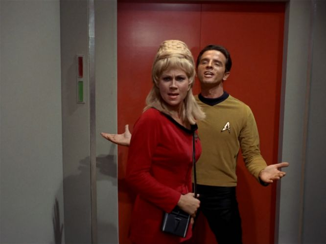STAR TREK sci-fi action adventure television the-naked-truth (235) wallpaper