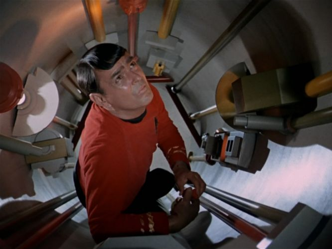 STAR TREK sci-fi action adventure television the-naked-truth (225) wallpaper