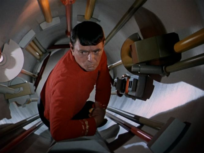 STAR TREK sci-fi action adventure television the-naked-truth (224) wallpaper