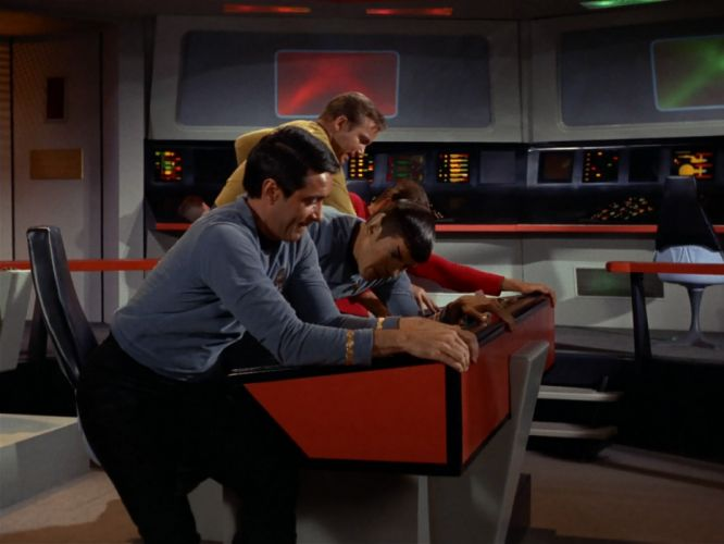 STAR TREK sci-fi action adventure television the-naked-truth (215) wallpaper