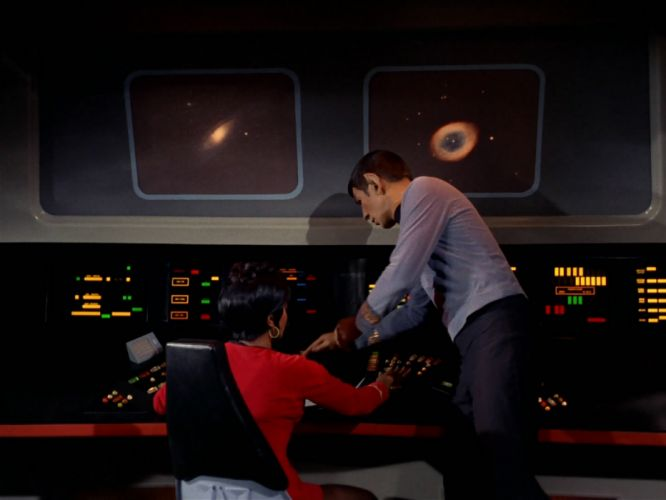 STAR TREK sci-fi action adventure television the-naked-truth (211) wallpaper