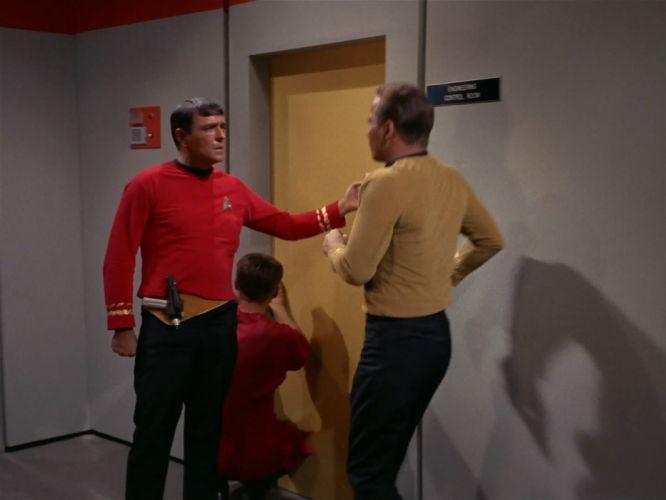 STAR TREK sci-fi action adventure television the-naked-truth (199) wallpaper