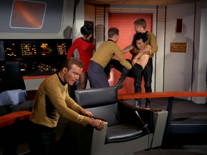 STAR TREK sci-fi action adventure television the-naked-truth (196) wallpaper