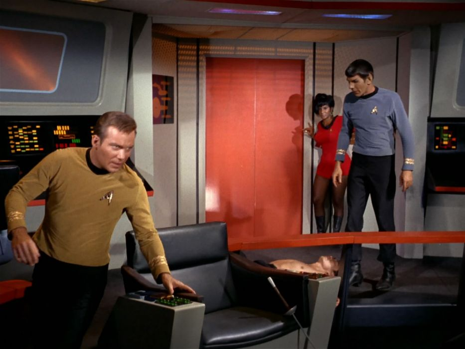 STAR TREK sci-fi action adventure television the-naked-truth (195) wallpaper