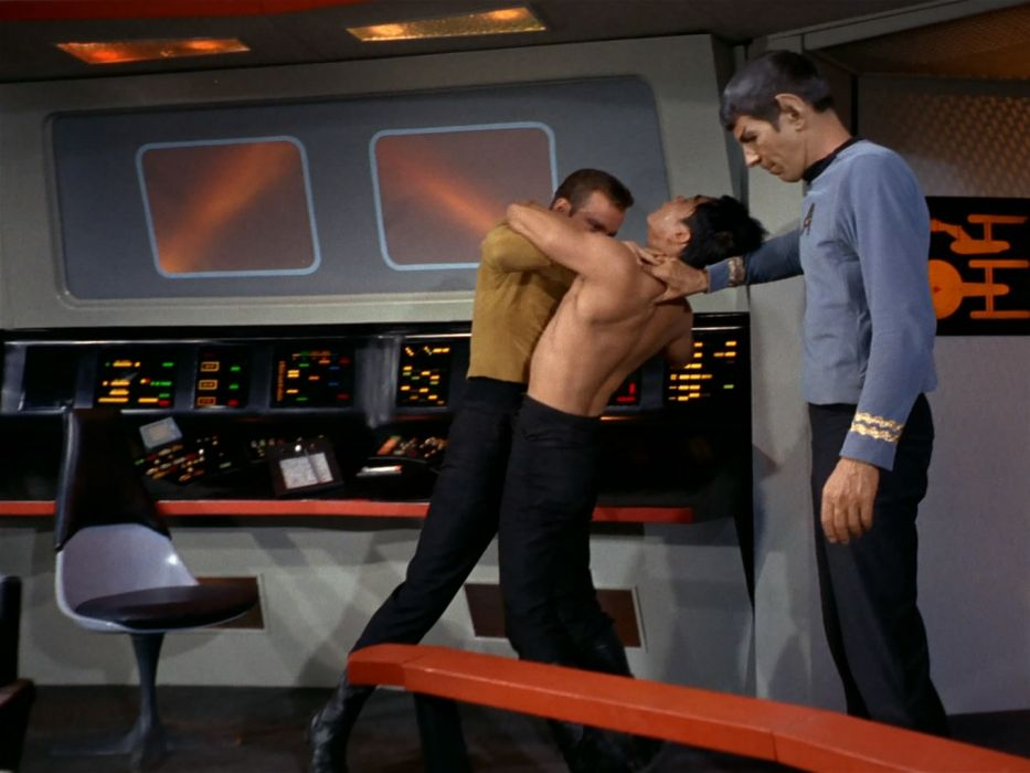 STAR TREK sci-fi action adventure television the-naked-truth (193) wallpaper