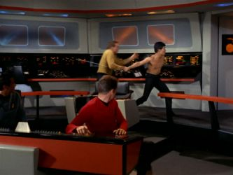 from Micah star trek the naked truth