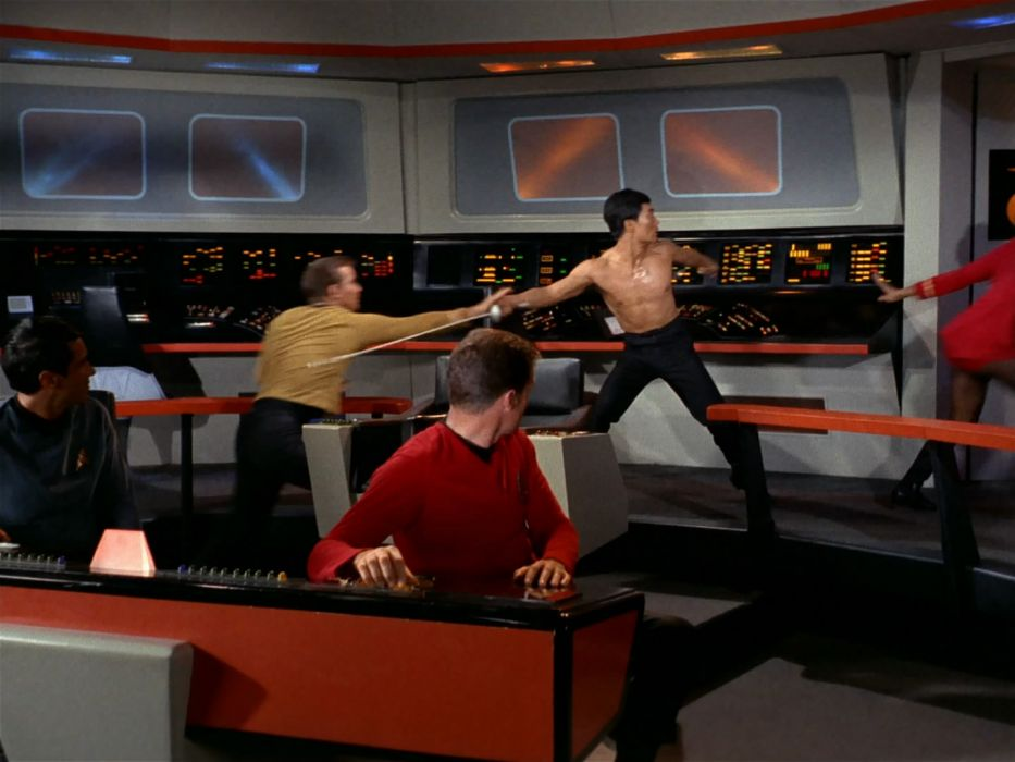 STAR TREK sci-fi action adventure television the-naked-truth (191) wallpaper