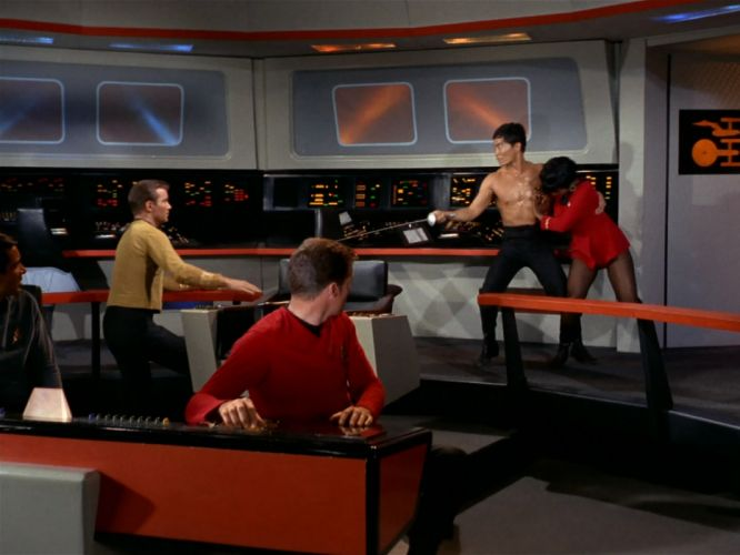 STAR TREK sci-fi action adventure television the-naked-truth (190) wallpaper