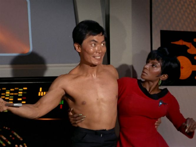 STAR TREK sci-fi action adventure television the-naked-truth (188) wallpaper