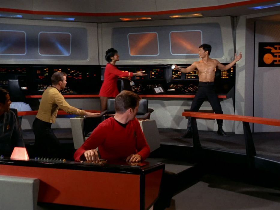 STAR TREK sci-fi action adventure television the-naked-truth (186) wallpaper