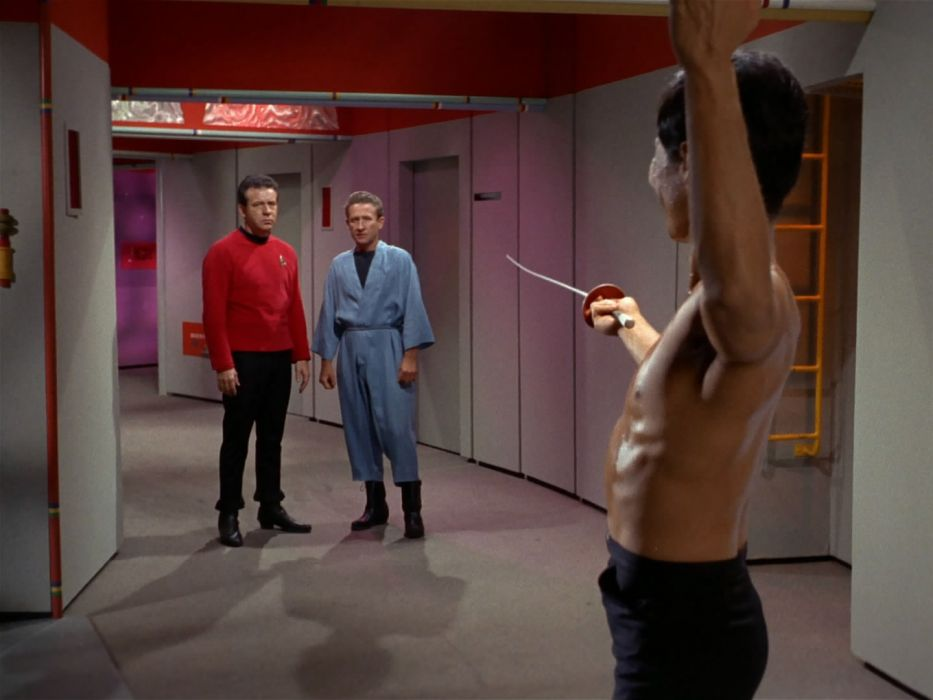STAR TREK sci-fi action adventure television the-naked-truth (164) wallpaper