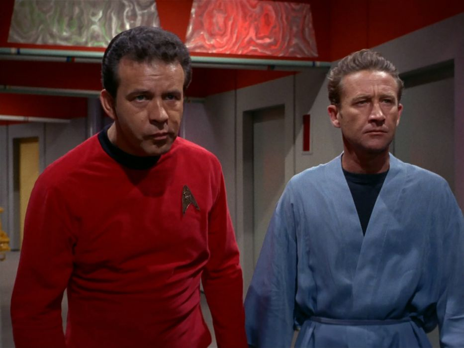 STAR TREK sci-fi action adventure television the-naked-truth (162) wallpaper