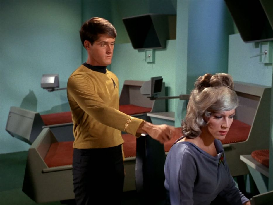 STAR TREK sci-fi action adventure television the-naked-truth (145) wallpaper