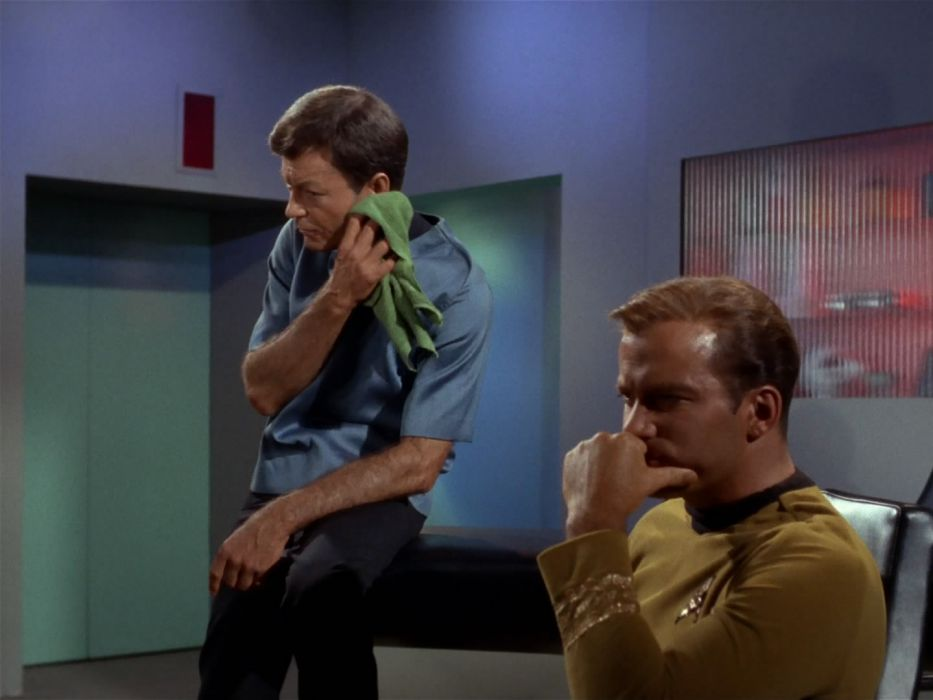 STAR TREK sci-fi action adventure television the-naked-truth (136) wallpaper