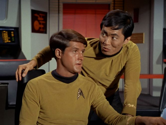 STAR TREK sci-fi action adventure television the-naked-truth (131) wallpaper