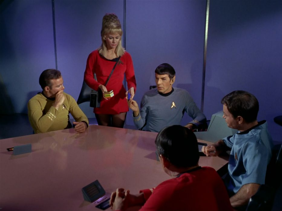 STAR TREK sci-fi action adventure television the-naked-truth (63) wallpaper