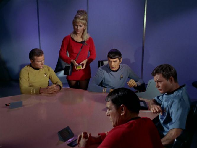 STAR TREK sci-fi action adventure television the-naked-truth (62) wallpaper