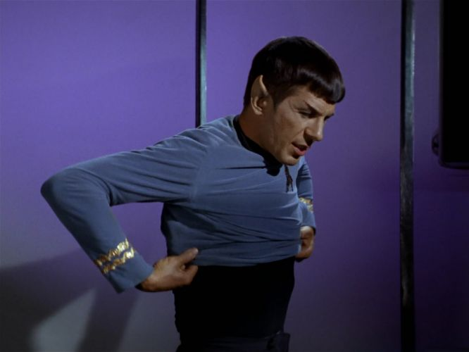 STAR TREK sci-fi action adventure television the-naked-truth (54) wallpaper