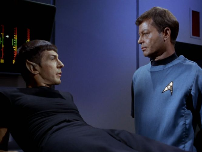 STAR TREK sci-fi action adventure television the-naked-truth (46) wallpaper