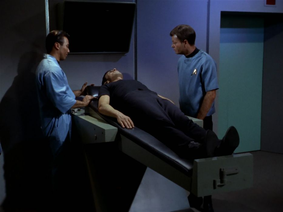 STAR TREK sci-fi action adventure television the-naked-truth (44) wallpaper