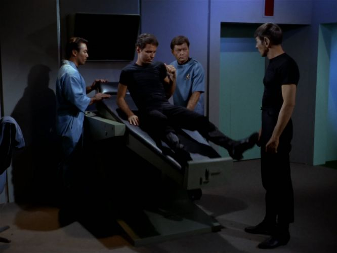 STAR TREK sci-fi action adventure television the-naked-truth (42) wallpaper