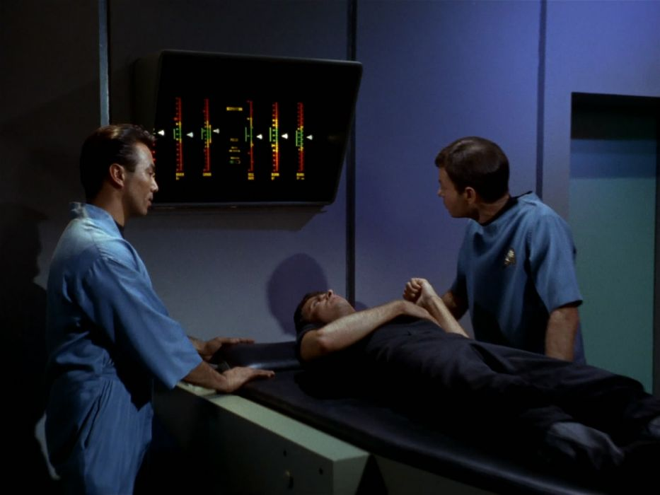 STAR TREK sci-fi action adventure television the-naked-truth (40) wallpaper