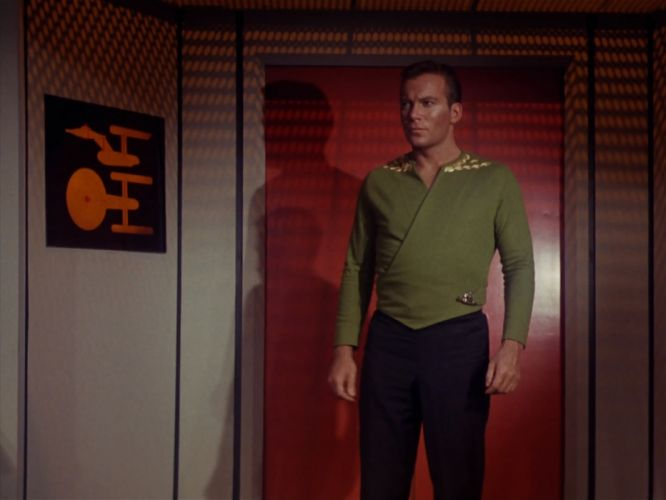 STAR TREK sci-fi action adventure television the-enemy-within (395) wallpaper