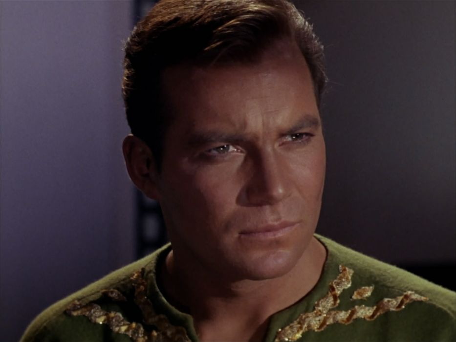 STAR TREK sci-fi action adventure television the-enemy-within (394) wallpaper