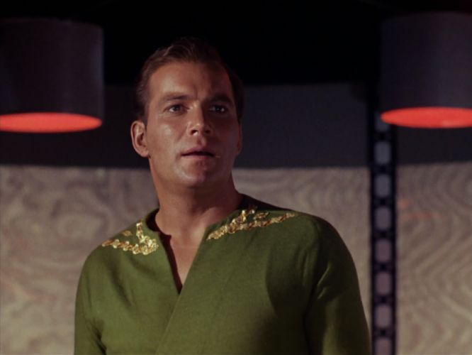 STAR TREK sci-fi action adventure television the-enemy-within (392) wallpaper