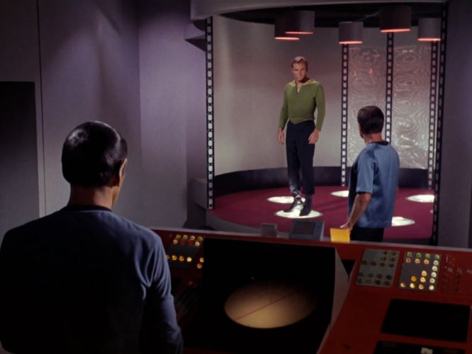 STAR TREK sci-fi action adventure television the-enemy-within (391) wallpaper